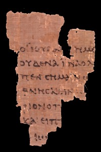 The Historical Reliablity of the New Testament
