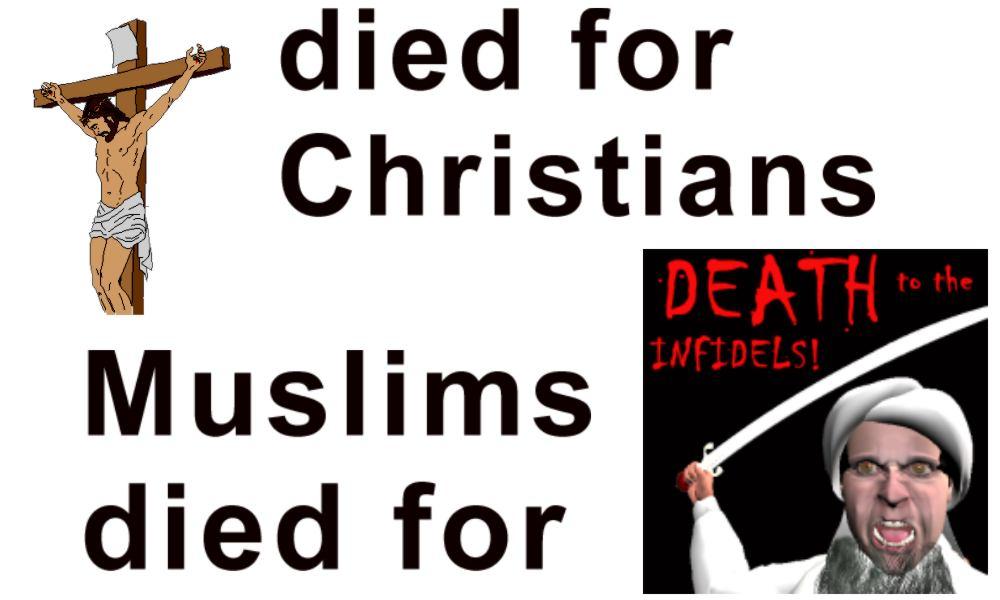 apologetics approach jesus vs mohammad